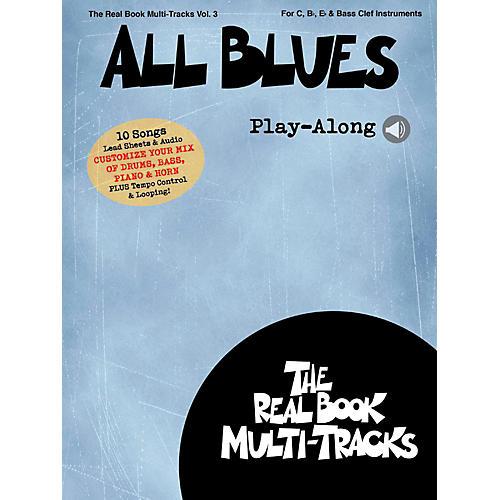 Hal Leonard All Blues Play-Along - Real Book Multi-Tracks Vol. 3-thumbnail