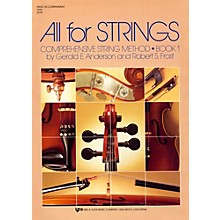 KJOS All For Strings 1 Piano Accomp