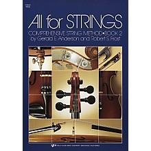 KJOS All For Strings Book 2 Cello