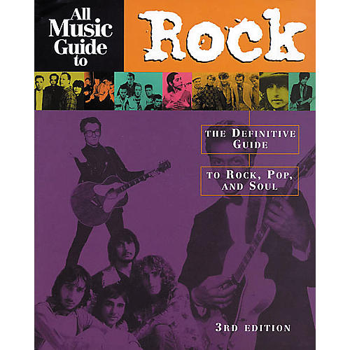 Hal Leonard All Music Guide to Rock - 3rd Edition