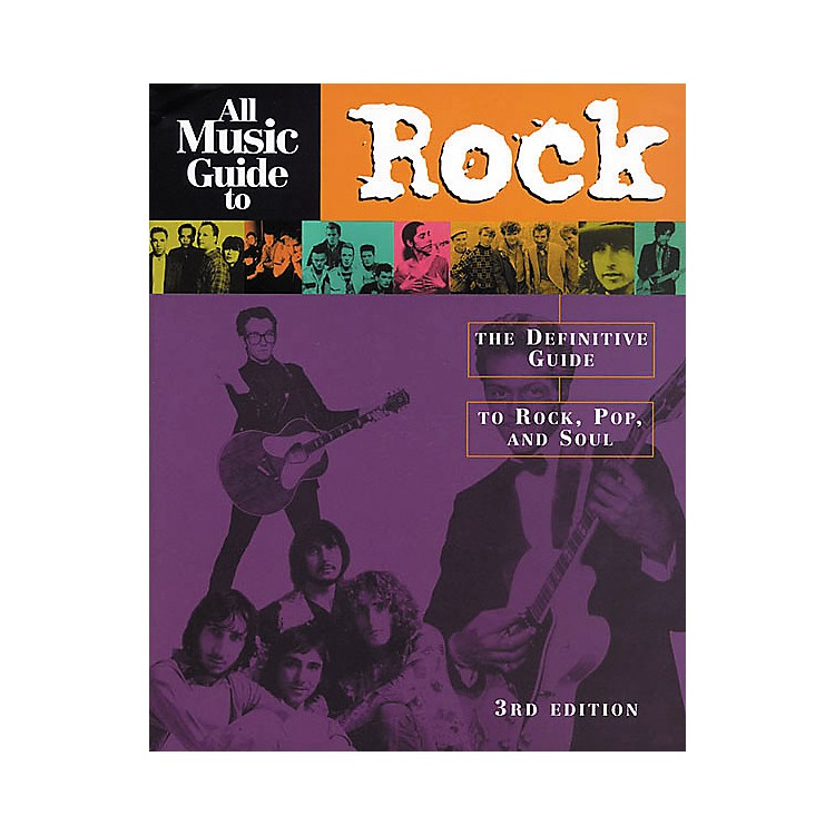 Hal LeonardAll Music Guide to Rock - 3rd Edition