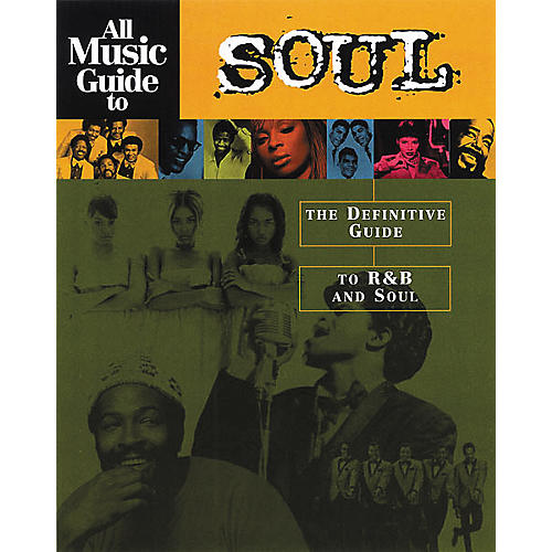 Backbeat Books All Music Guide to Soul Book