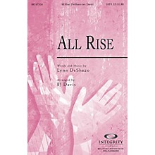 Integrity Music All Rise SATB Arranged by BJ Davis