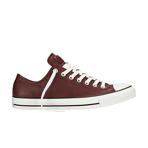 Converse All Star Oxford Leather Low-Top Andorra
