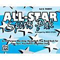 Alfred All-Star Sports Pak 2nd B-Flat Trumpet