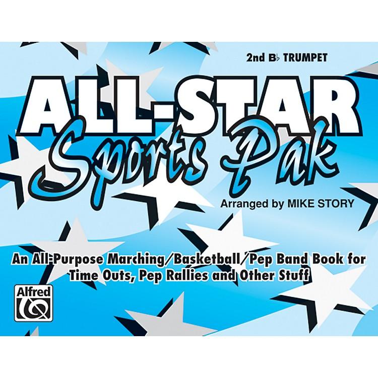 AlfredAll-Star Sports Pak 2nd B-Flat Trumpet