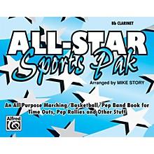 Alfred All-Star Sports Pak B-Flat Clarinet