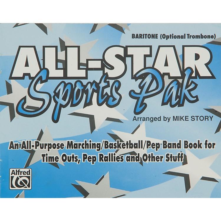 AlfredAll-Star Sports Pak Baritone/Optional Trombone