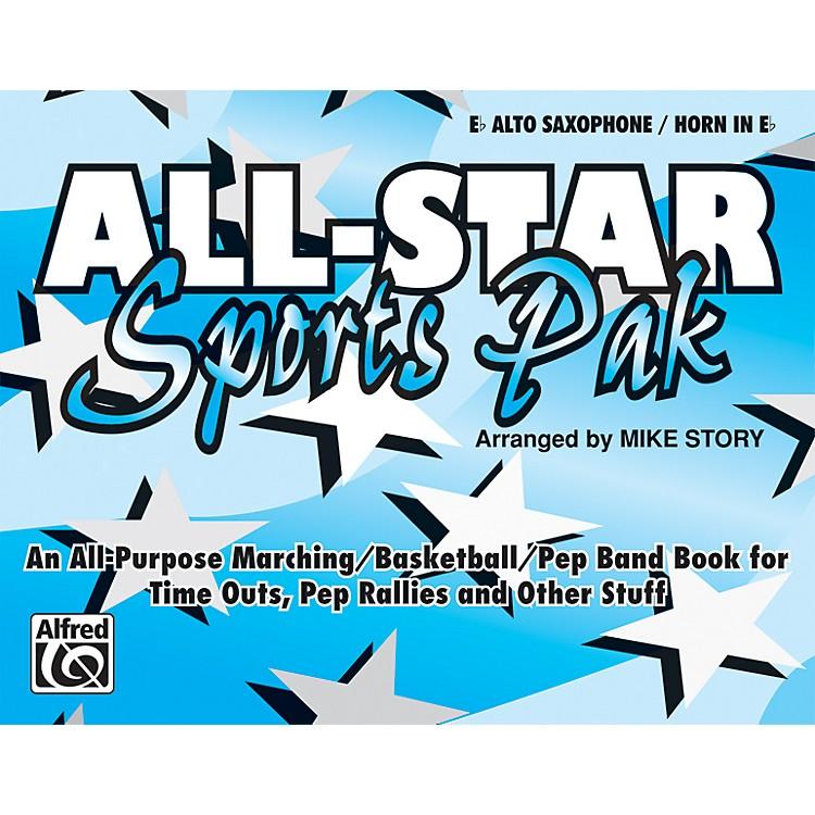 AlfredAll-Star Sports Pak E-Flat Alto Saxophone/Horn in E-Flat