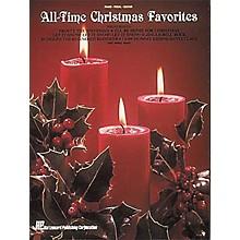 Hal Leonard All-Time Christmas Piano, Vocal, Guitar Favorites