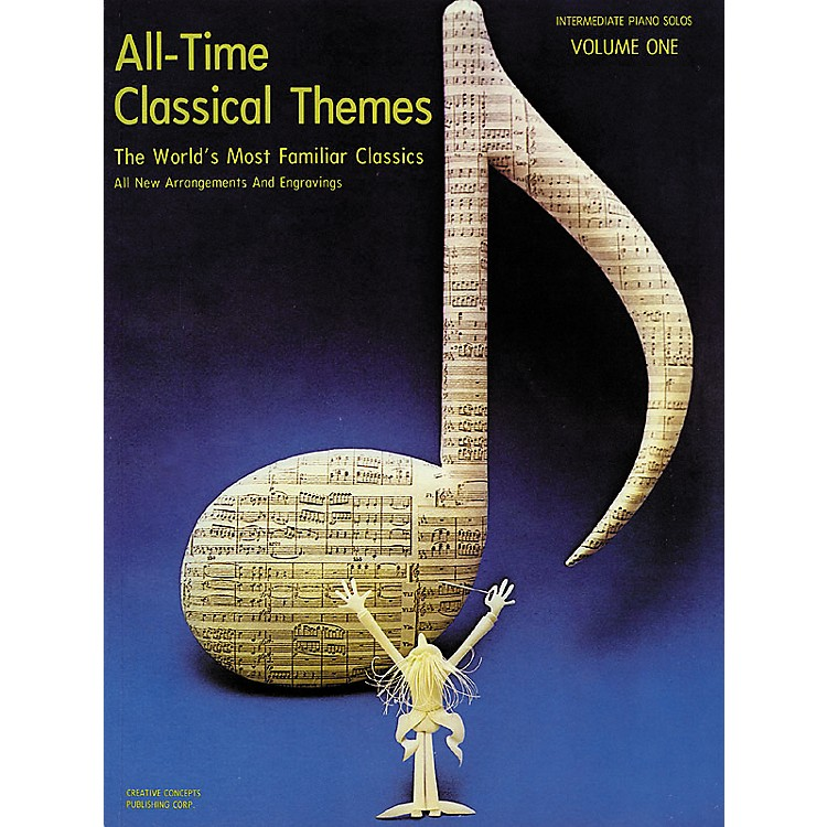Creative Concepts All-Time Classical Themes, Volume One