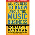 Simon & Schuster All You Need to Know About the Music Business - 5th Edition Book  Thumbnail