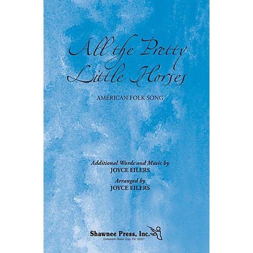 Shawnee Press All the Pretty Little Horses 3-Part Mixed arranged by Joyce Eilers-thumbnail