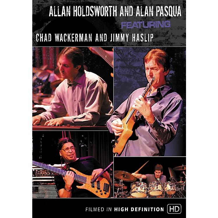 Hal LeonardAllan Holdsworth and Alan Pasqua Live At Yoshi's (DVD)