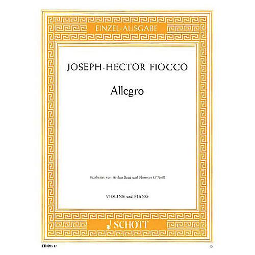 Schott Allegro Schott Series