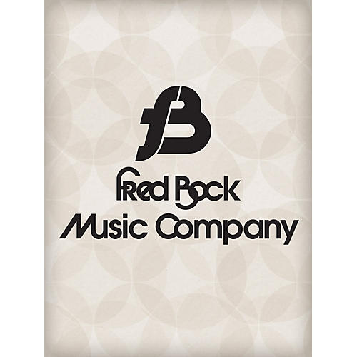 Fred Bock Music Alleluia, Your Name Is Excellent SATB Composed by Joseph M. Martin
