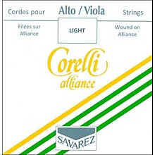 Corelli Alliance Viola A String Full Size Light Loop End