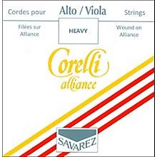 Corelli Alliance Viola String Set Full Size Heavy Loop End