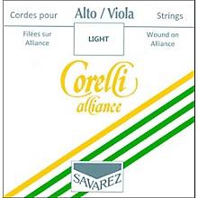Corelli Alliance Viola String Set Full Size Light Loop End