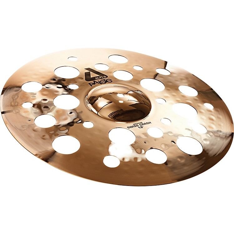 Paiste Alpha 'B' Swiss Crash