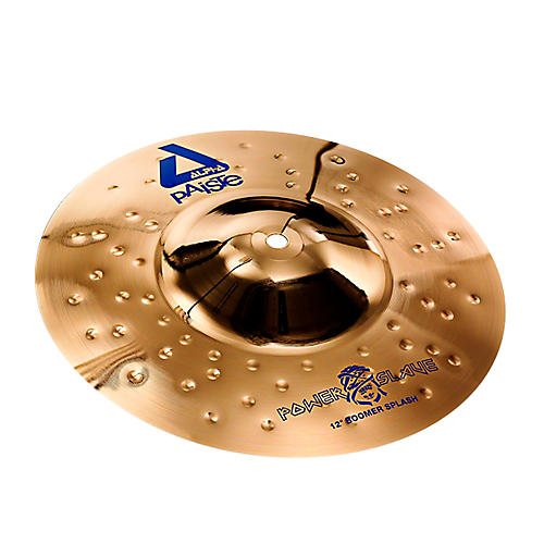 Paiste Alpha Boomer Powerslave Splash