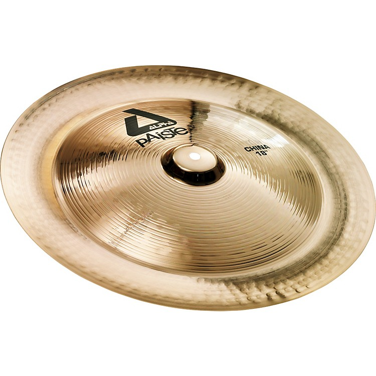 PaisteAlpha Brilliant China Cymbal16 inch