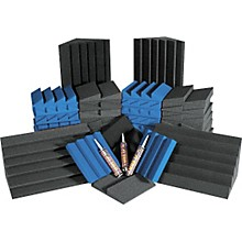 Auralex Alpha DST Roominator Kit Charcoal/Purple