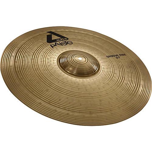 Paiste Alpha Groove Ride Cymbal