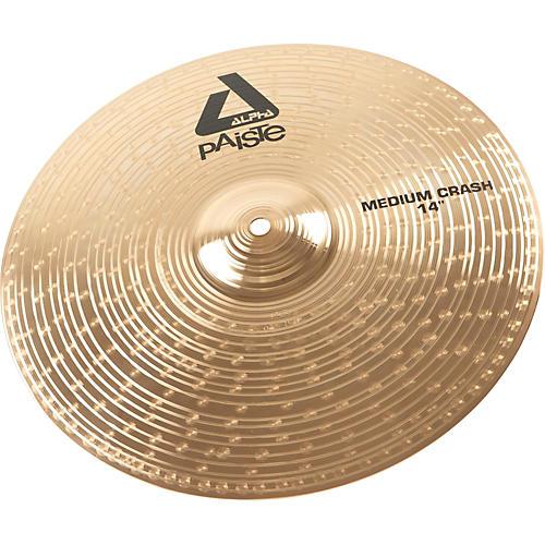 Paiste Alpha Medium Crash Cymbal-thumbnail