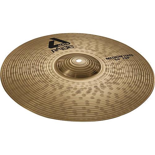Paiste Alpha Medium Hi-Hat Cymbal Top-thumbnail