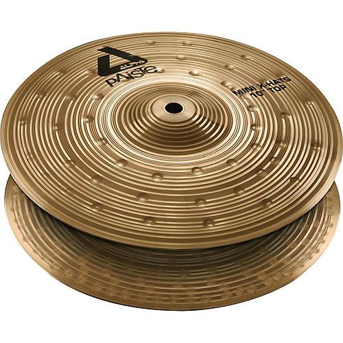 Paiste Alpha Mini X-Hat Cymbal Pair-thumbnail