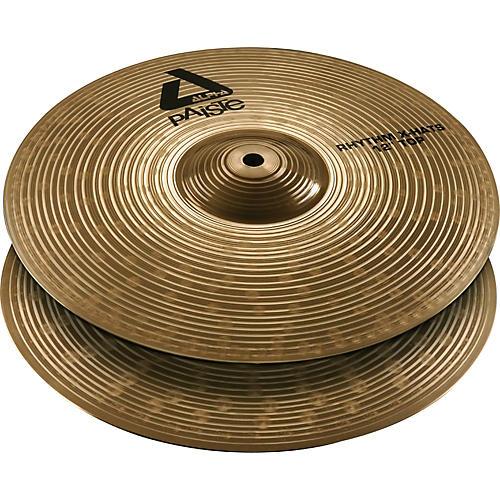 Paiste Alpha Rhythm X-Hat Cymbal Pair