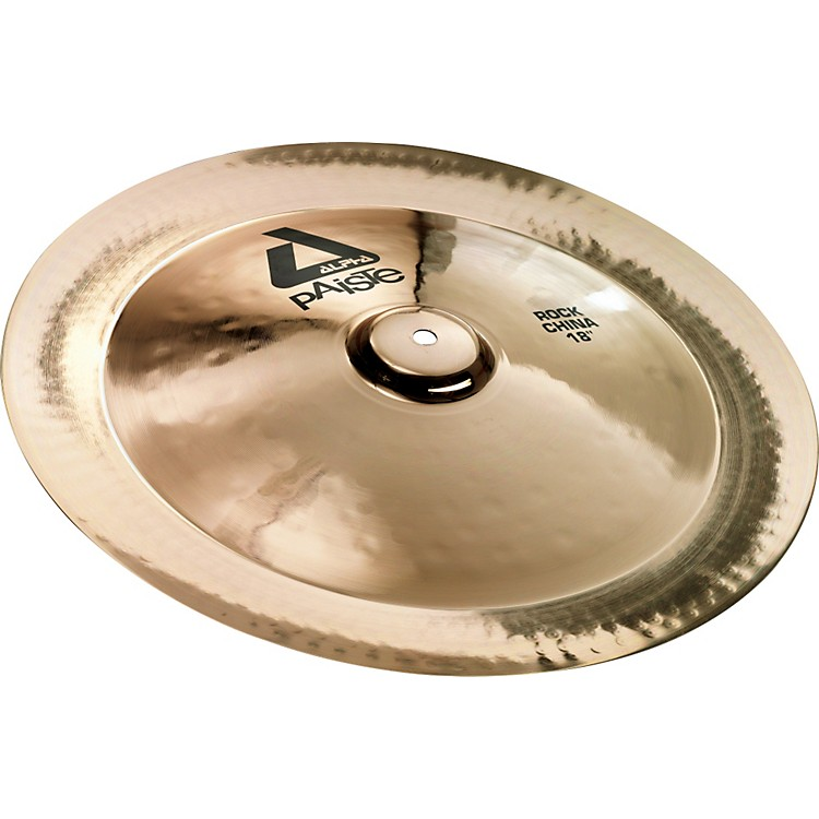 Paiste Alpha Rock China, Brilliant 18 inch