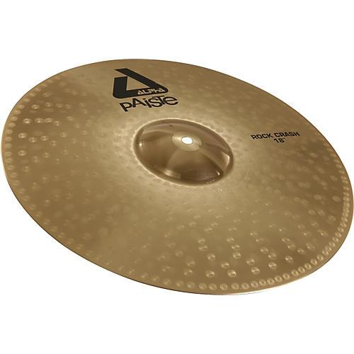 Paiste Alpha Rock Crash Cymbal