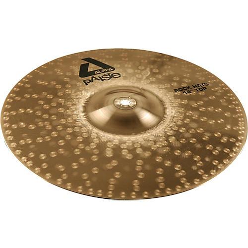 Paiste Alpha Rock Hi-Hat Cymbal Top