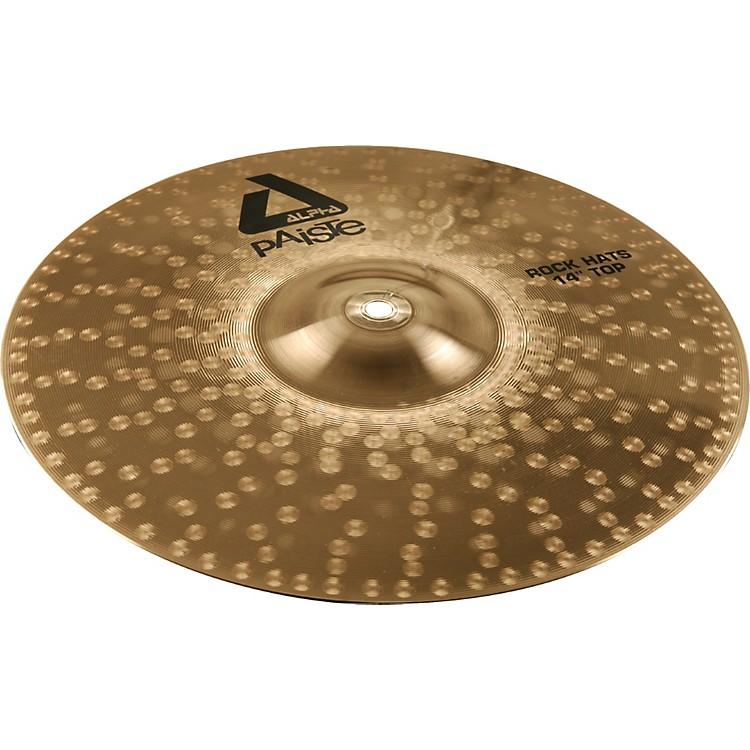 PaisteAlpha Rock Hi-Hat Cymbal Top