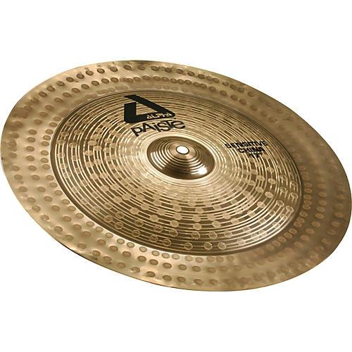 Paiste Alpha Sensitive China Cymbal-thumbnail