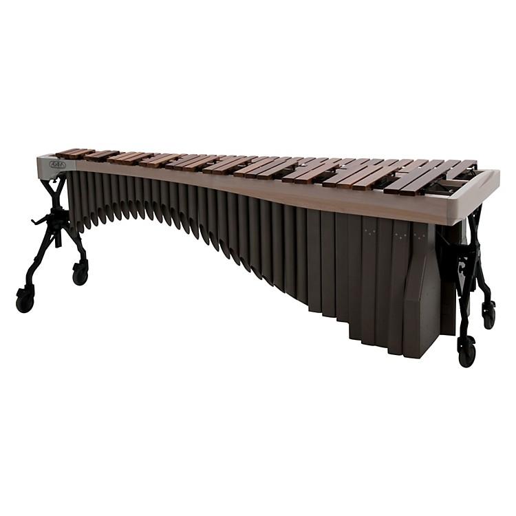 AdamsAlpha Series 4.3 Octave Rosewood Marimba with White Wash Rails