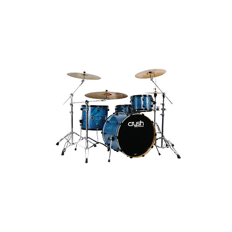 Crush Drums & Percussion Alpha Series 5-Piece Drum Set Package with Cymbals