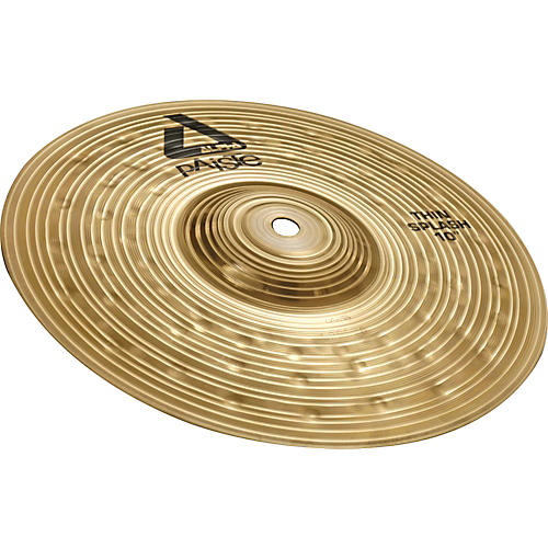 paiste alpha thin splash cymbal 10 in musician 39 s friend. Black Bedroom Furniture Sets. Home Design Ideas