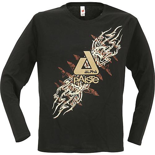 Paiste Alpha Thorn Tribal Women's Long Sleeve Shirt