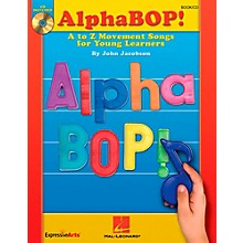 Hal Leonard AlphaBOP! A to Z Movement Songs for Young Learners Book/CD