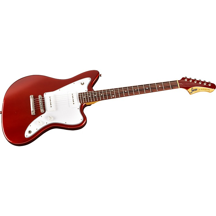 Fano Guitars Alt-De Facto JM6 Electric Guitar
