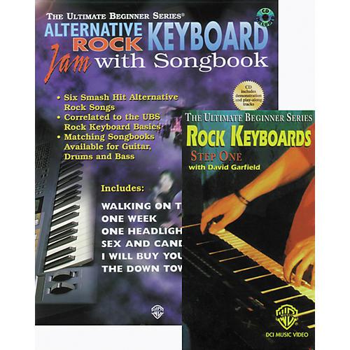 Alfred Alternative Rock - Keyboard Jam Pack-thumbnail