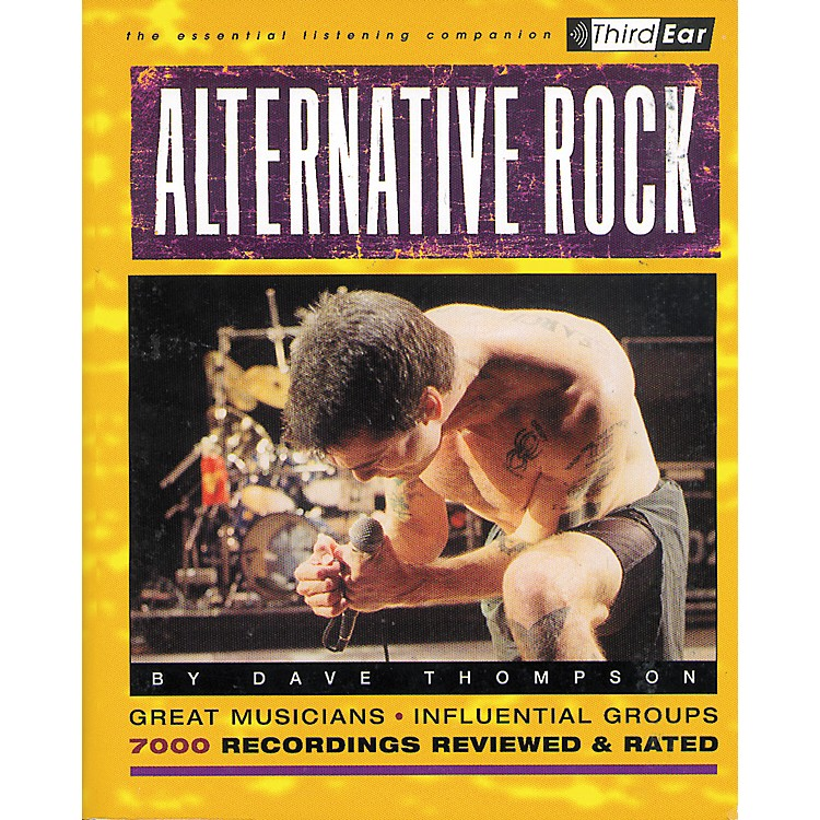 Miller FreemanAlternative Rock Reference Book