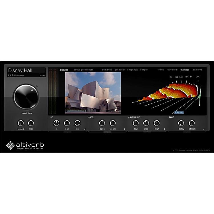Audio EaseAltiverb 7 Regular