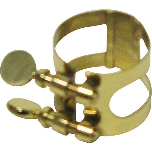 Bonade Alto Saxophone Ligature Alto Sax - Brass - Inverted
