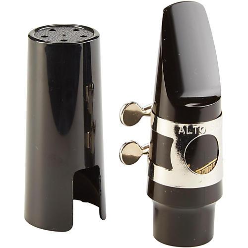 Giardinelli Alto Saxophone Mouthpiece Kit Includes Mpc, Cap & Ligature-thumbnail