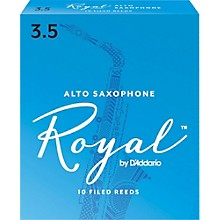 Rico Royal Alto Saxophone Reeds Strength 3.5
