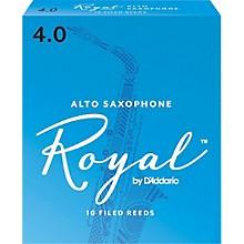 Rico Royal Alto Saxophone Reeds Strength 4